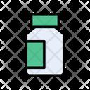 Jar Dose Medical Icon