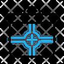Aid Box Medical Icon