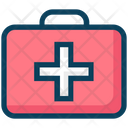 American Football Medical Bag Icon