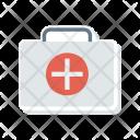 Medical Kit Portfolio Bag Icon