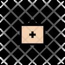 Kit Aid Medical Icon