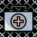 Medical Kit Medical Box Aid Icon