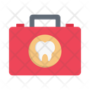 Healthcare Bag Aids Icon