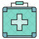 Medical Bag Medical Kit Healthcare Icon