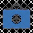 Medical Kit Healthcare Icon