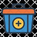 Medical Kit Box Icon