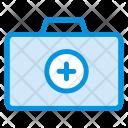 Medical Kit Bag Doctor Icon