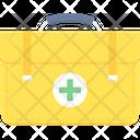 Medical Kit Bag Kit Icon