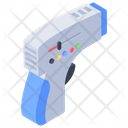 Medical Laser Gun Icon