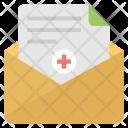 Medical Letter Icon