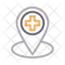 Medical Location Icon