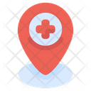 Medical Location Icon