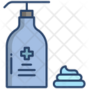 Medical Lotion Lotion Sun Lotion Icon