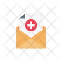 Report Message Envelope Icon