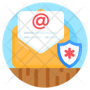 Medical Email Medical Mail Healthcare Mail Icon