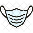 Medical Mask Virus Protection Icon
