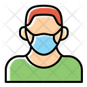 Medical Mask Face Mask Dust Mask Icon