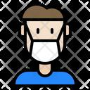 Medical Mask Icon