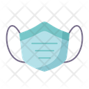Medical Mask Protection Icon