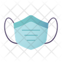 Medical Mask Protection Face Icon