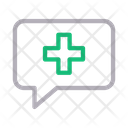 Medical Message Icon