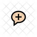 Message Medical Support Icon
