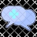Chat Speech Bubble Icon