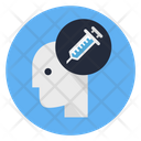 Medical Mind Clinic Healthy Mind Icon