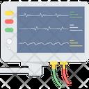 Medical Monitor Icon