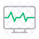 Medical monitor Icon