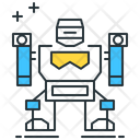 Medical Nanobot Icon