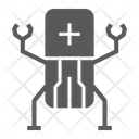 Medical Nanobots Icon