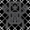 Medical Nanobots Icon