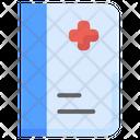 Notebook Health Healthcare Icon