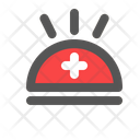 Medical Officer Health Care Icon