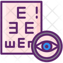 Medical Optometry Icon
