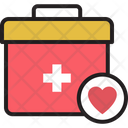 Medical Package Icon