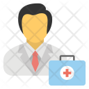 Surgeon Avatar Doctor Icon