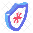 Medical Security Medical Protection Medical Insurance Icon