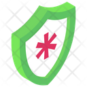 Medical Protection Medical Shield Security Shield Icon
