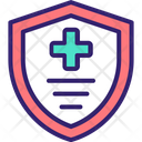 Medical Protection Medical Insurance Healthcare Icon