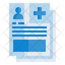 Imedical Medical Record Medical Folder Icon