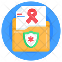 Hospital Record Medical Record Cancer Patient Record Icon