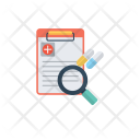 Record Health Chart Icon