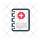 Report Medical Notebook Icon