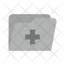 Medical Records Folder Icon