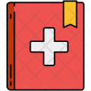Medical Records Book Icon