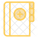 Medical register Icon