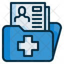 Medical Report Medical History Icon