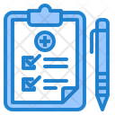 Medical Report Icon